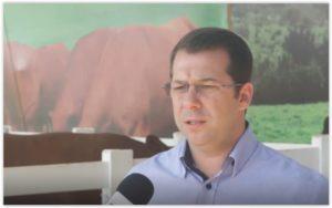 Emanuel Oliveira, supervisor técnico comercial da De Heus