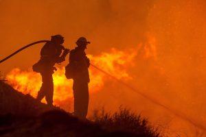 Campanha contra incêndios